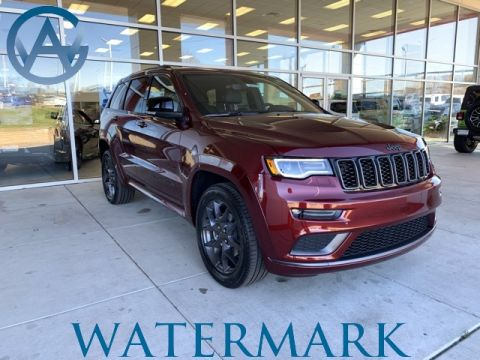 Pre-Owned 2019 Jeep Grand Cherokee Limited X