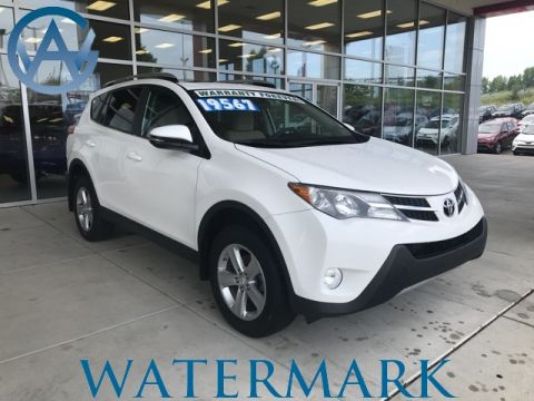 Pre-Owned 2014 Toyota RAV4 XLE