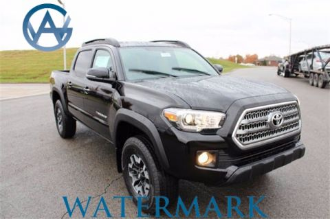 New 2017 Toyota Tacoma TRD Offroad Double Cab