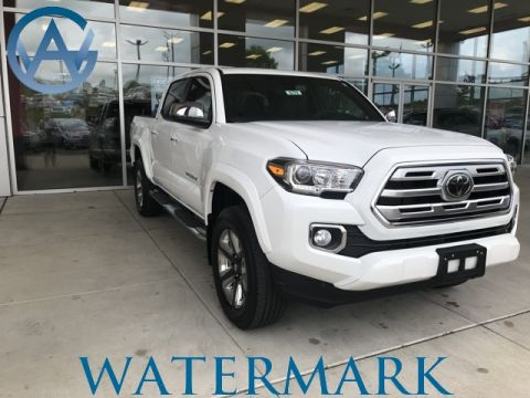 New 2018 Toyota Tacoma Limited 4WD