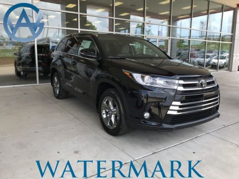 New 2018 Toyota Highlander Limited Platinum AWD 4D Sport Utility