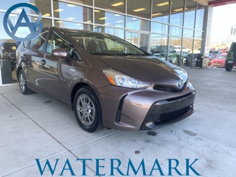 Pre-Owned 2015 Toyota Prius v Two